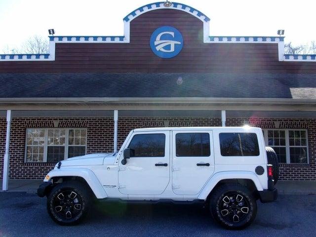 2018 Jeep Wrangler Unlimited JK Altitude 4WD