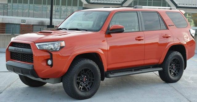 2015 Toyota 4Runner TRD Pro 4WD