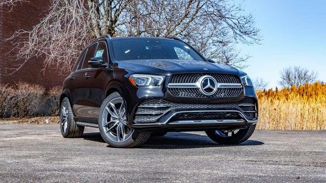 2021 Mercedes-Benz GLE-Class GLE 580 4MATIC AWD