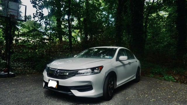 2017 Honda Accord EX FWD