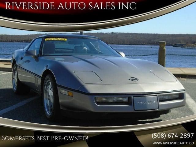 1989 Chevrolet Corvette Coupe RWD