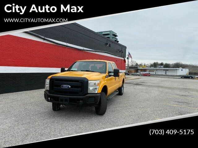 2011 Ford F-350 Super Duty XLT Crew Cab 4WD