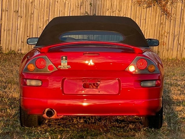 2003 Mitsubishi Eclipse Spyder GT Spyder