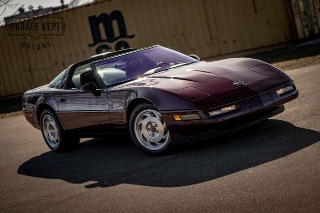 1993 Chevrolet Corvette ZR1 Coupe RWD