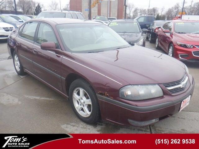 2003 Chevrolet Impala LS FWD