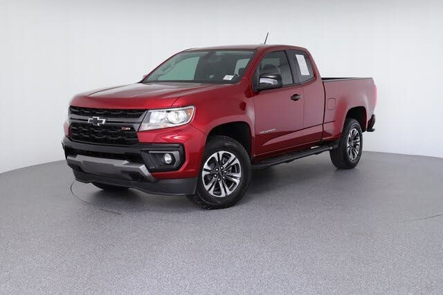 2021 Chevrolet Colorado Z71 Extended Cab 4WD