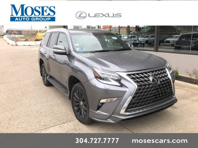 2020 Lexus GX 460 Luxury AWD