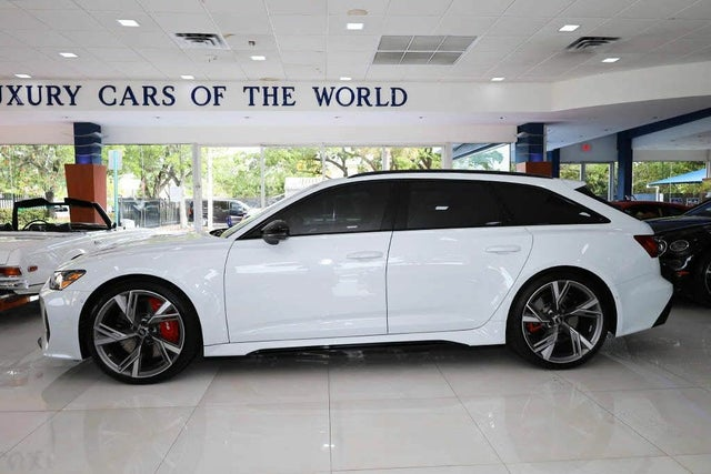 Used Audi RS 6 Avant for Sale in Florida - CarGurus