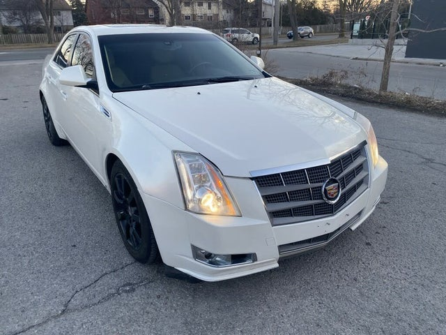 2008 Cadillac CTS 3.6L DI AWD