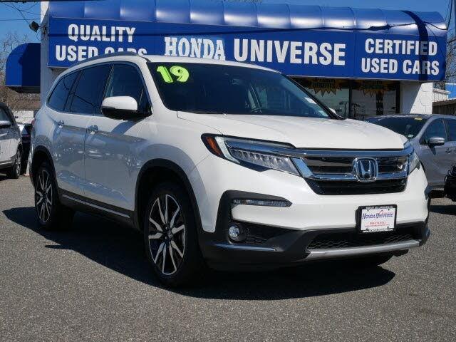 2019 Honda Pilot Touring 8-Seat AWD