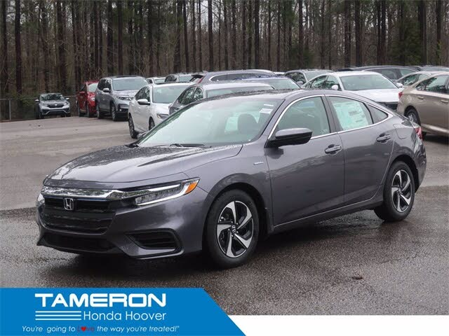 2021 Honda Insight EX FWD