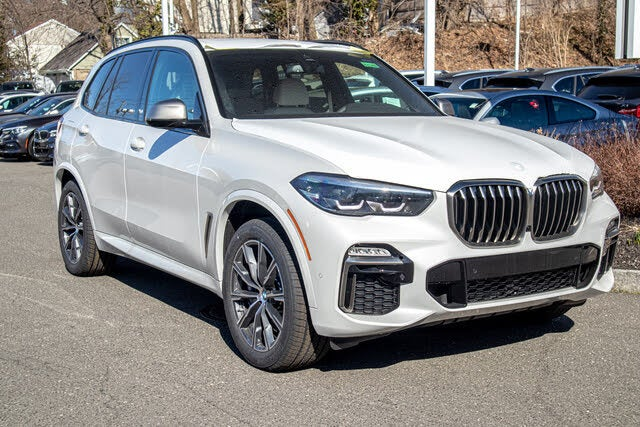 2021 BMW X5 M50i xDrive AWD