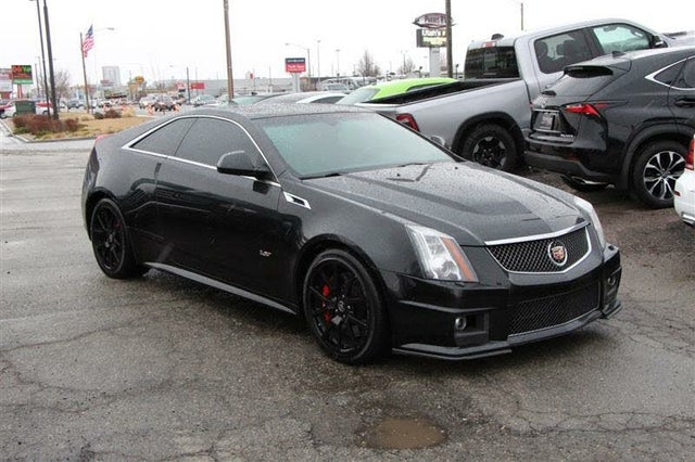 2015 Cadillac CTS-V Coupe RWD