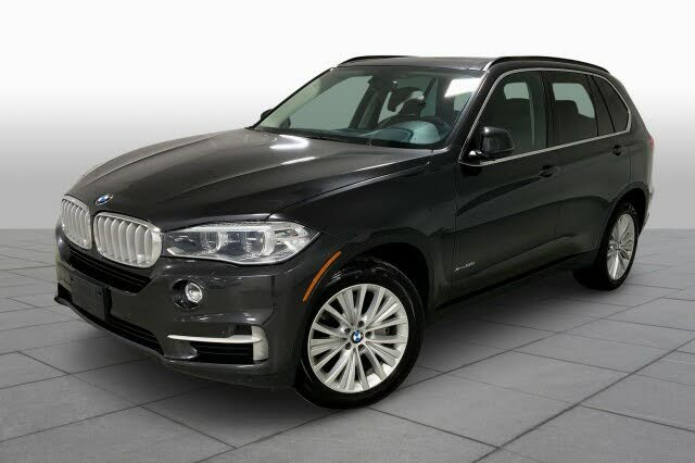 2015 BMW X5 xDrive50i AWD