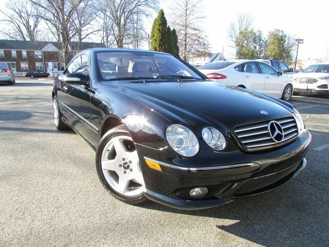 2004 Mercedes-Benz CL-Class CL 500 Coupe
