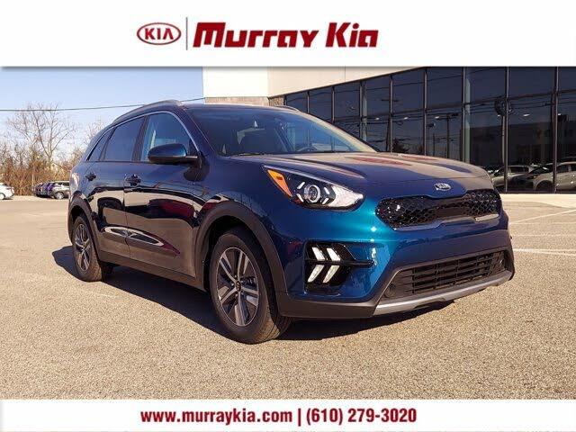 2021 Kia Niro LXS FWD