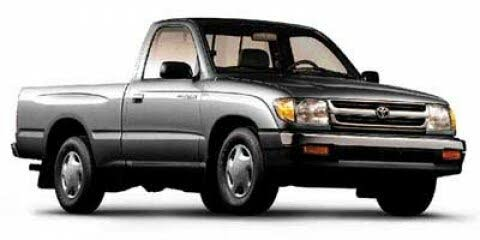 1998 Toyota Tacoma 2 Dr STD Standard Cab SB