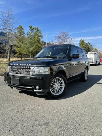 2010 Land Rover Range Rover HSE 4WD