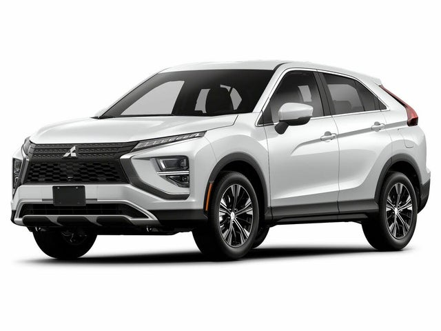 2022 Mitsubishi Eclipse Cross LE FWD