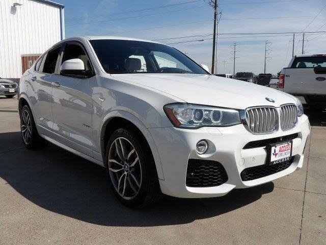 2016 BMW X4 xDrive28i AWD