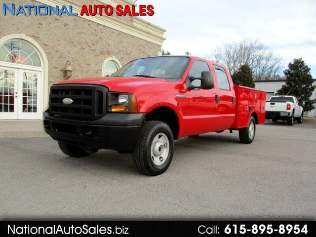 2007 Ford F-250 Super Duty XL Crew Cab 4WD