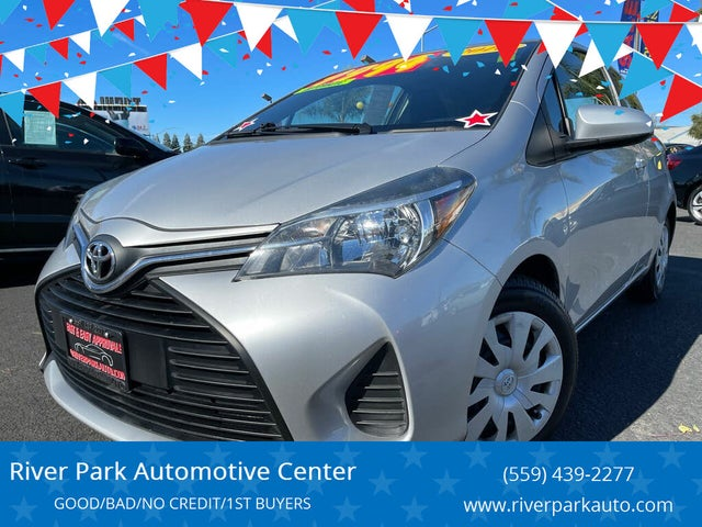 2016 Toyota Yaris L 2dr Hatchback