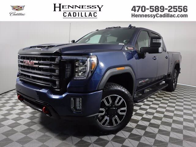 2020 GMC Sierra 2500HD AT4 Crew Cab 4WD