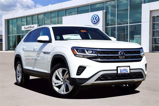 2021 Volkswagen Atlas Cross Sport V6 SEL FWD
