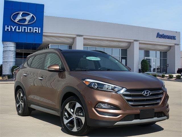 2017 Hyundai Tucson 1.6T Limited FWD