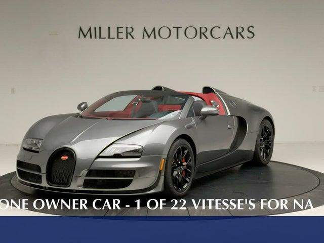 2013 Bugatti Veyron Grand Sport Convertible