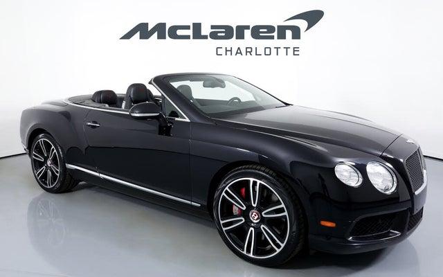 2014 Bentley Continental GTC V8 AWD