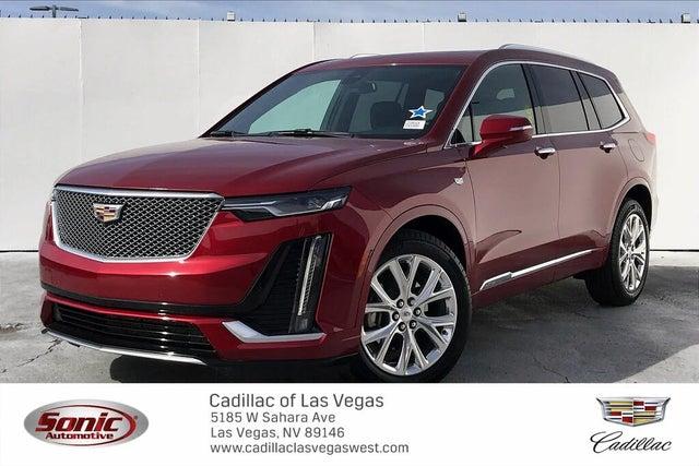 2020 Cadillac XT6 Premium Luxury AWD