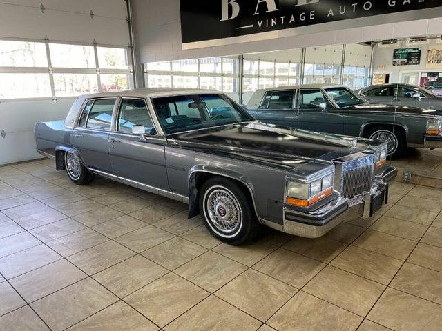 1989 Cadillac Brougham RWD