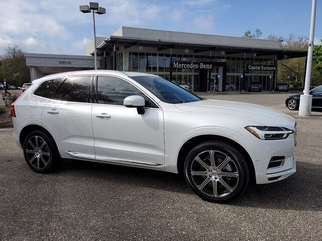 2019 Volvo XC60 Hybrid Plug-in T8 Inscription eAWD