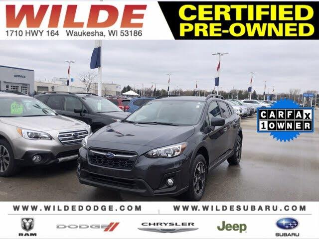 2019 Subaru Crosstrek 2.0i Premium AWD