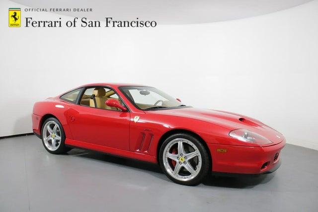 2005 Ferrari 575M Maranello RWD