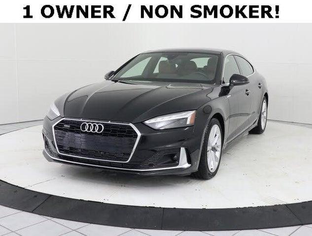 2020 Audi A5 Sportback 2.0T quattro Premium Plus AWD