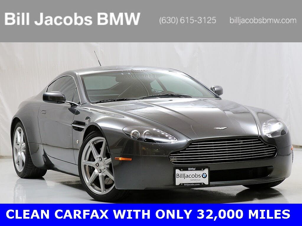 Used 2007 Aston Martin V8 Vantage For Sale Right Now Cargurus