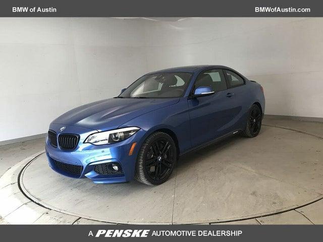 2021 BMW 2 Series 230i Coupe RWD