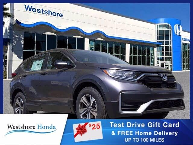 2021 Honda CR-V LX FWD