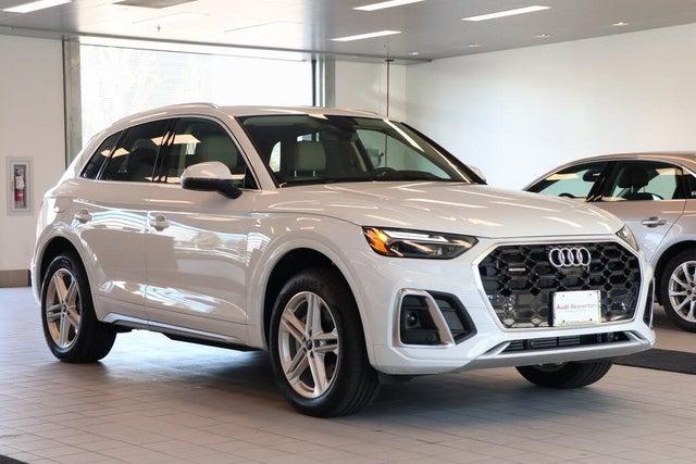 2021 Audi Q5 Hybrid Plug-in 3.0T Premium Plus e quattro AWD