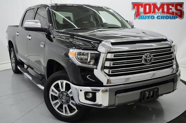 2019 Toyota Tundra 1794 Edition CrewMax 5.7L 4WD