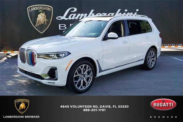 2019 BMW X7 xDrive50i AWD
