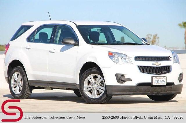 2014 Chevrolet Equinox LS FWD