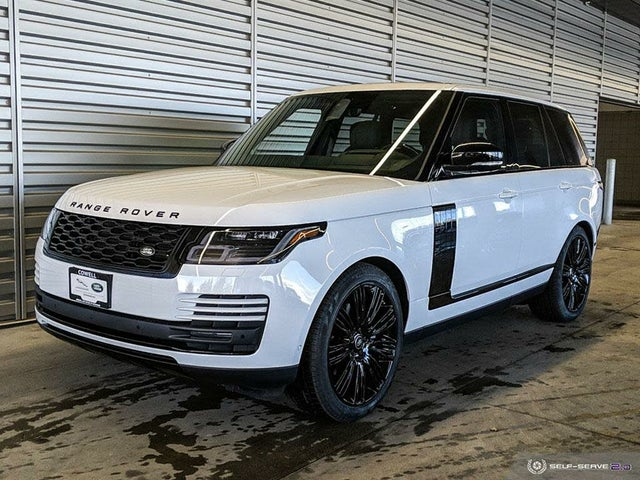 2021 Land Rover Range Rover HSE Td6 4WD