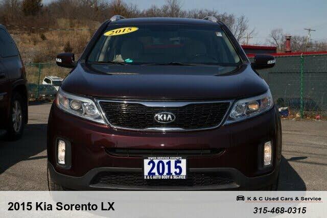 2015 Kia Sorento LX
