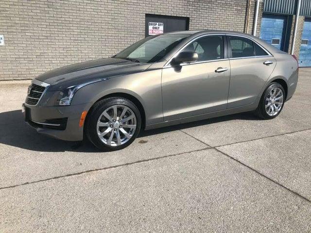 2017 Cadillac ATS 2.0T Luxury AWD