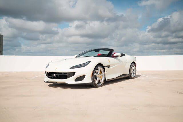 2020 Ferrari Portofino Convertible RWD