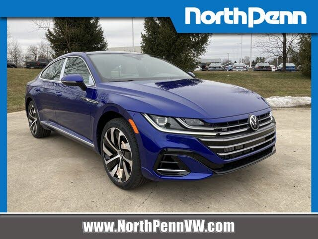 2021 Volkswagen Arteon 2.0T SEL 4Motion AWD with R-Line