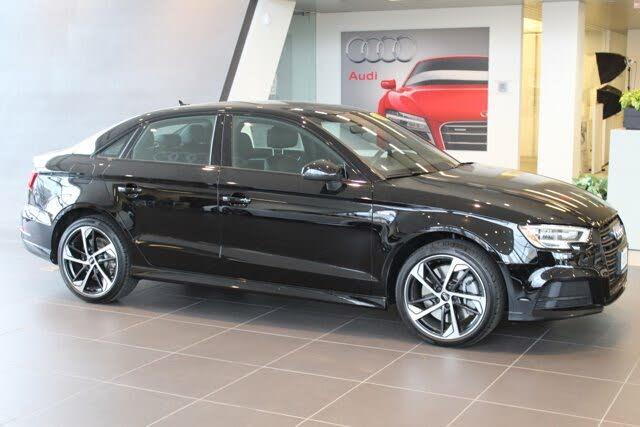 2020 Audi A3 2.0T quattro Sport Premium S Sedan AWD